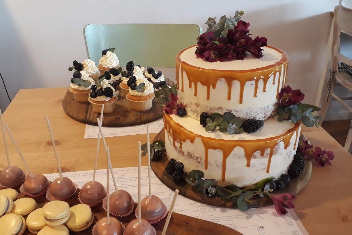 Torten und Kuchen vom Café Nordhörnchen