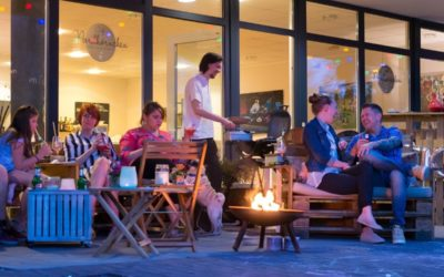 Der Weg aus der Corona-Krise: das Café Nordhörnchen
